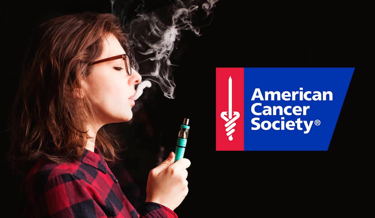 Declaración de la ACS sobre los cigarrillos electrónicos