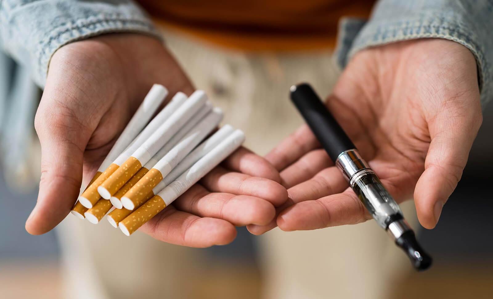 Pragmatismo y dejar de fumar: el papel de la reducción de daños en la creación de sociedades libres de humo más saludables